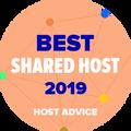 Assegnato alle compagnie che sono nella lista dei top 10 hosting condivisi